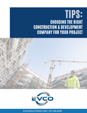 EvCo - Choosing the Right Construction and Development Company Guide